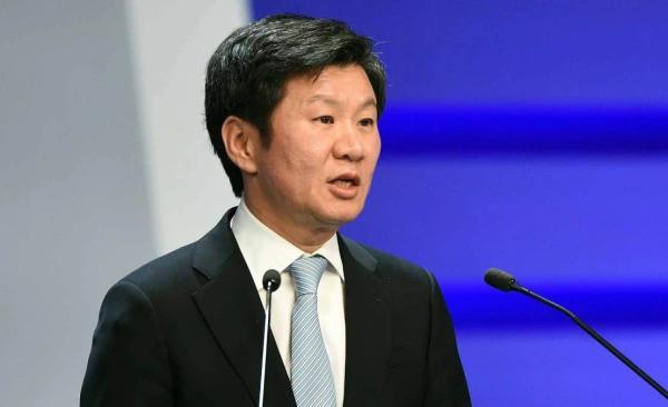 韩国足协主席:目前氛围对朝韩合办2023女足世界杯有利