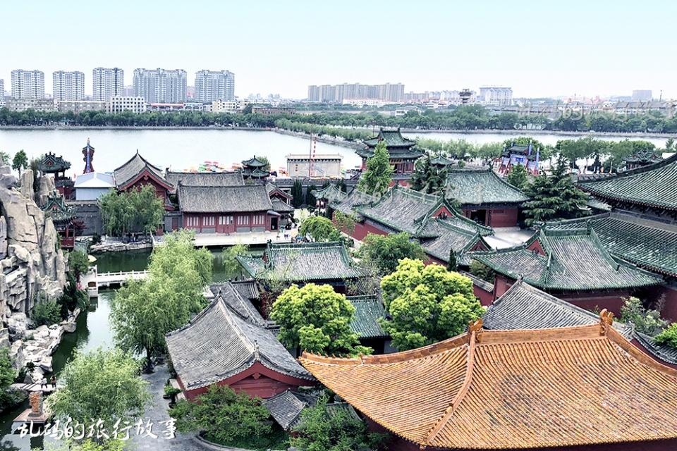 """曾是""""八朝古都""""世界第一大城市 年接待游客6806万 却仅为四线"""