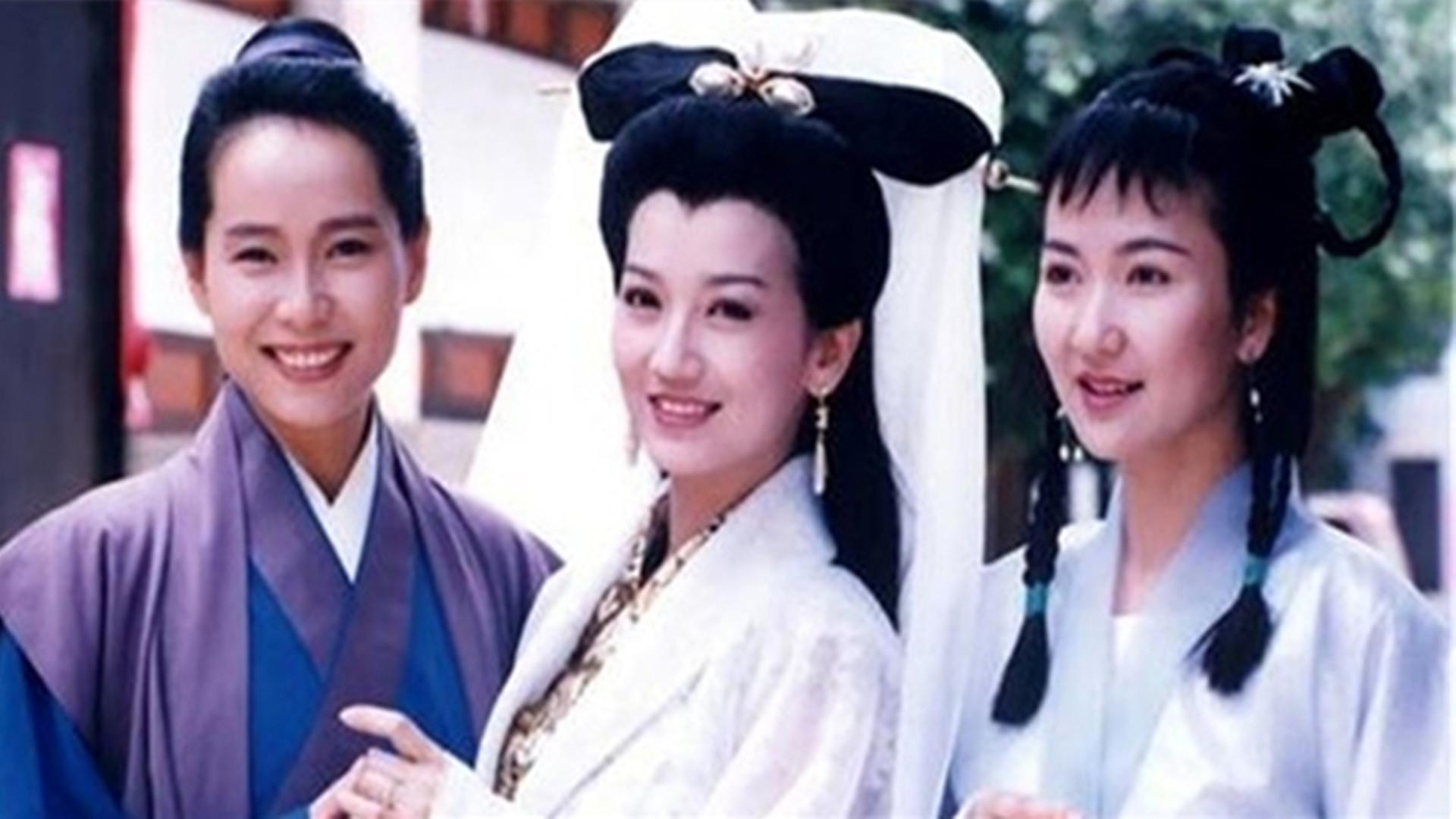 盘点饰演白素贞女演员,除了赵雅芝,这部你绝对想不到