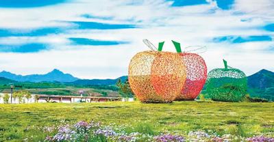 <b>栖霞苹果:科技催生产业变革</b>