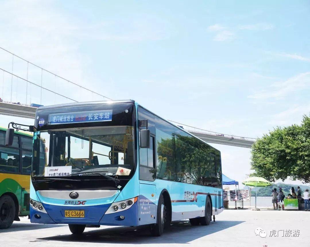 虎门公交线路大调整,你知道该坐哪辆车吗