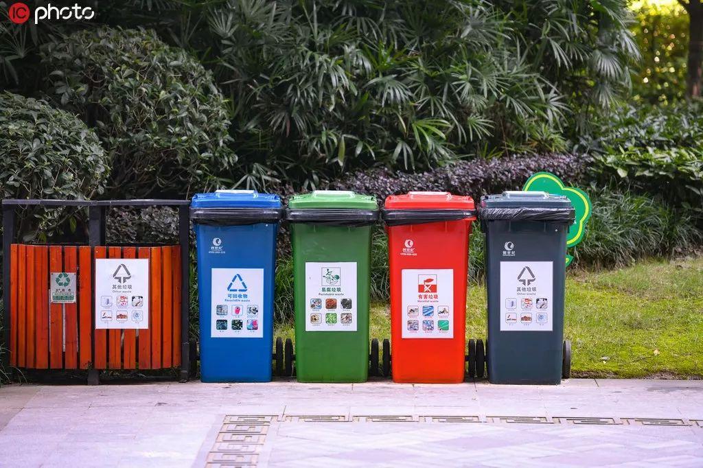 """垃圾分类到底有多""""火""""?反正垃圾桶生产企业在加班了……"""