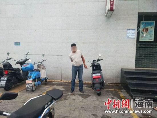 三亚:医院保安不安保 勾结盗窃院内电动车