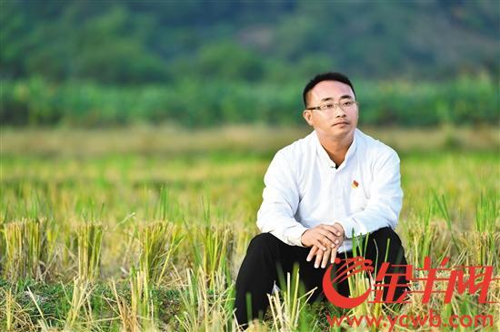 【中国梦·践行者】秉持一颗红心 他要做村民和党委政府之间的幸福传递员