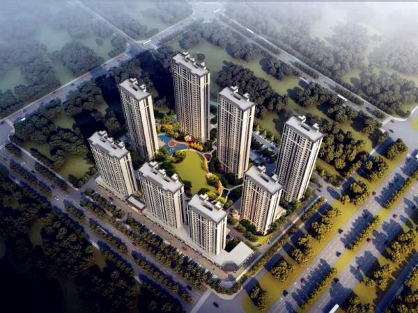 郸城县久鸿市场规划图