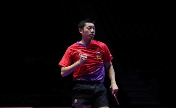 韩国公开赛:连扳4局!许昕胜马龙夺男单冠军