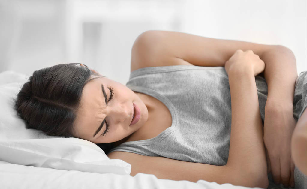 宫颈癌发出的第一个信号,常在月经上,最好查一下妇科,早治早好