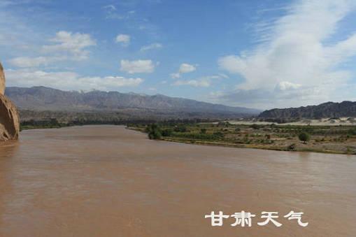 夏雨送凉,6日下午至9日甘肃自西向东有明显降水