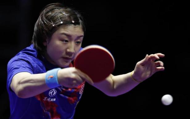 韩国公开赛:4-1轻取丁宁 陈梦女单封后夺年度第三冠