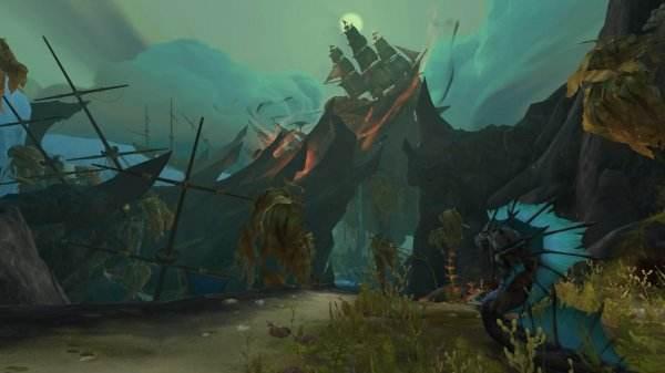 《魔兽世界》:羡慕肝帝已经起飞?可能只是因为你错过了四棵大树