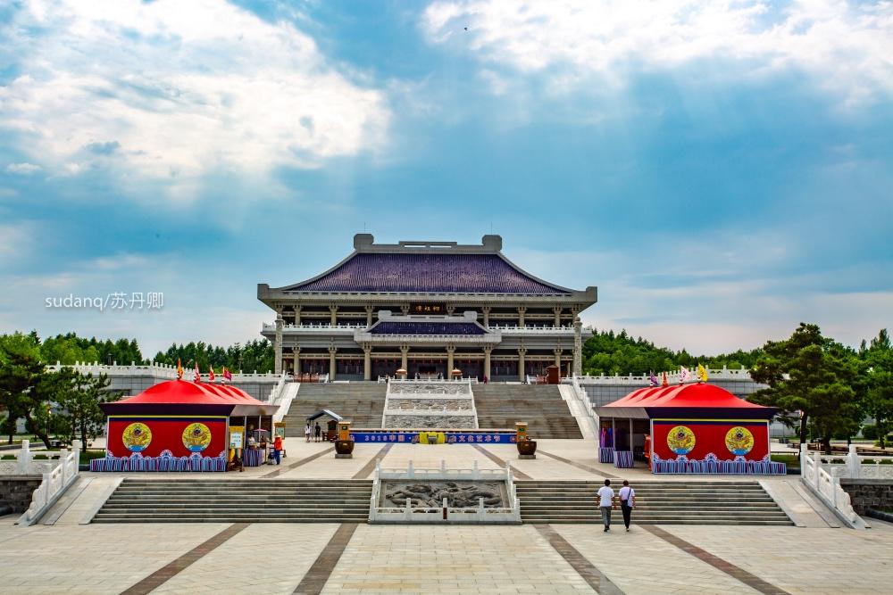 敦化清祖祠:世界最大的满清祭祖祠堂,大清皇帝的龙兴之地