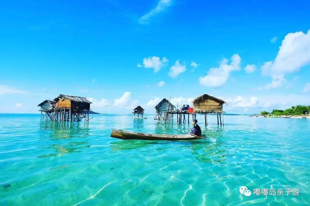 【嘟嘟岛暑假出境线】沙巴亲子六日游——去海岛大概是最适合带娃的旅行了!好看的海岛千篇一律可爱的沙巴万里挑一!