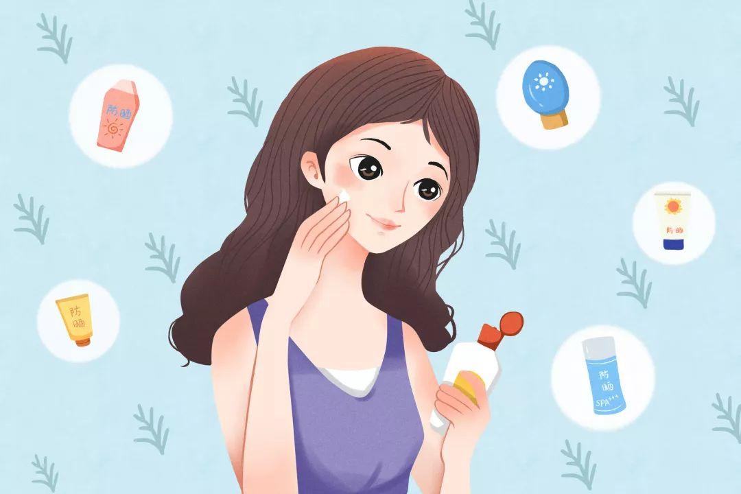 何时需要使用防晒化妆品 如何选择防晒化妆品?