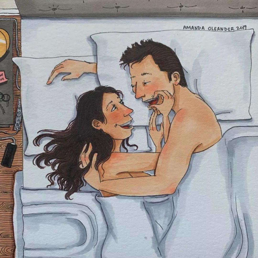真正爱一个人是什么感觉?