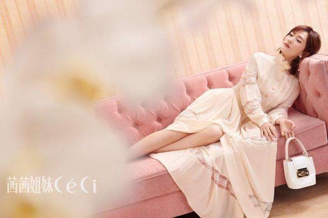"""谢娜登时尚杂志被吐槽""""很土"""",其实她从前的时尚大片也一言难尽"""