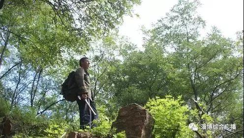 他的 地盘 方圆三千多亩,老宫家三代人默默坚守淄博绿水青山