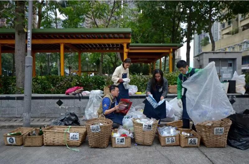 """那不是垃圾!香港""""不是垃圾站""""还可以回收这些?"""