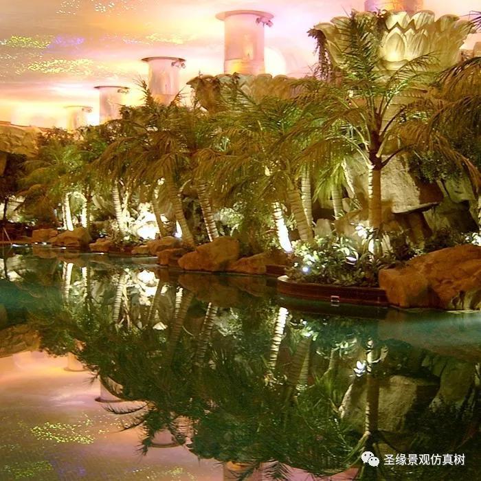 圣缘景观仿真椰子树—点缀我们的生活