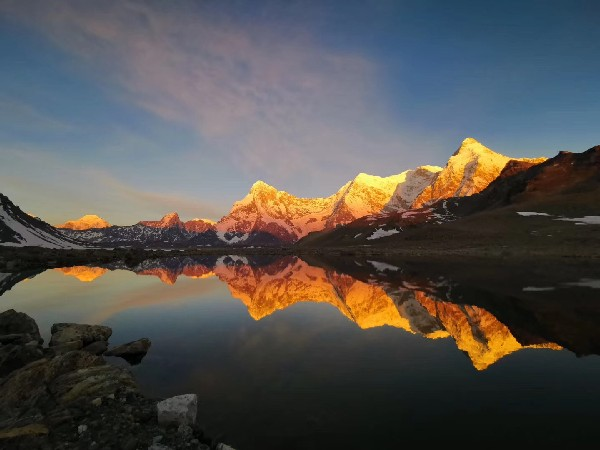 西藏秘境風光有很多 這一個景區卻十分少人知道