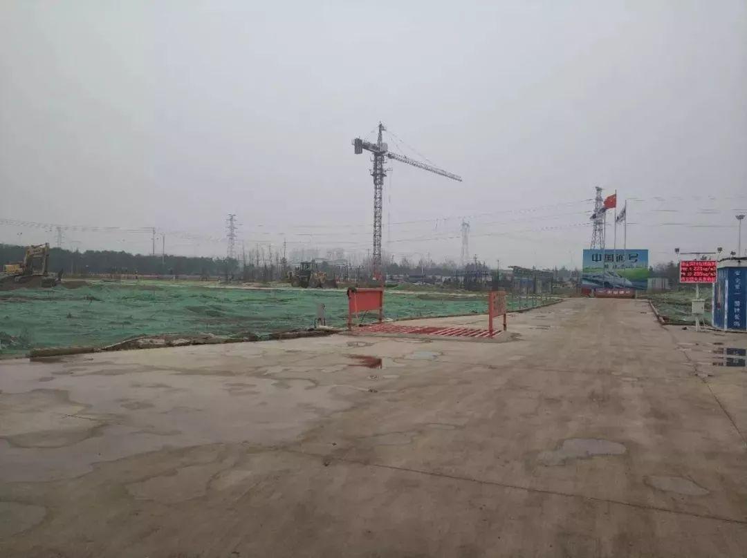 叶县昆北城雕公园开工已久,投资近亿元,现在建啥样了?图片