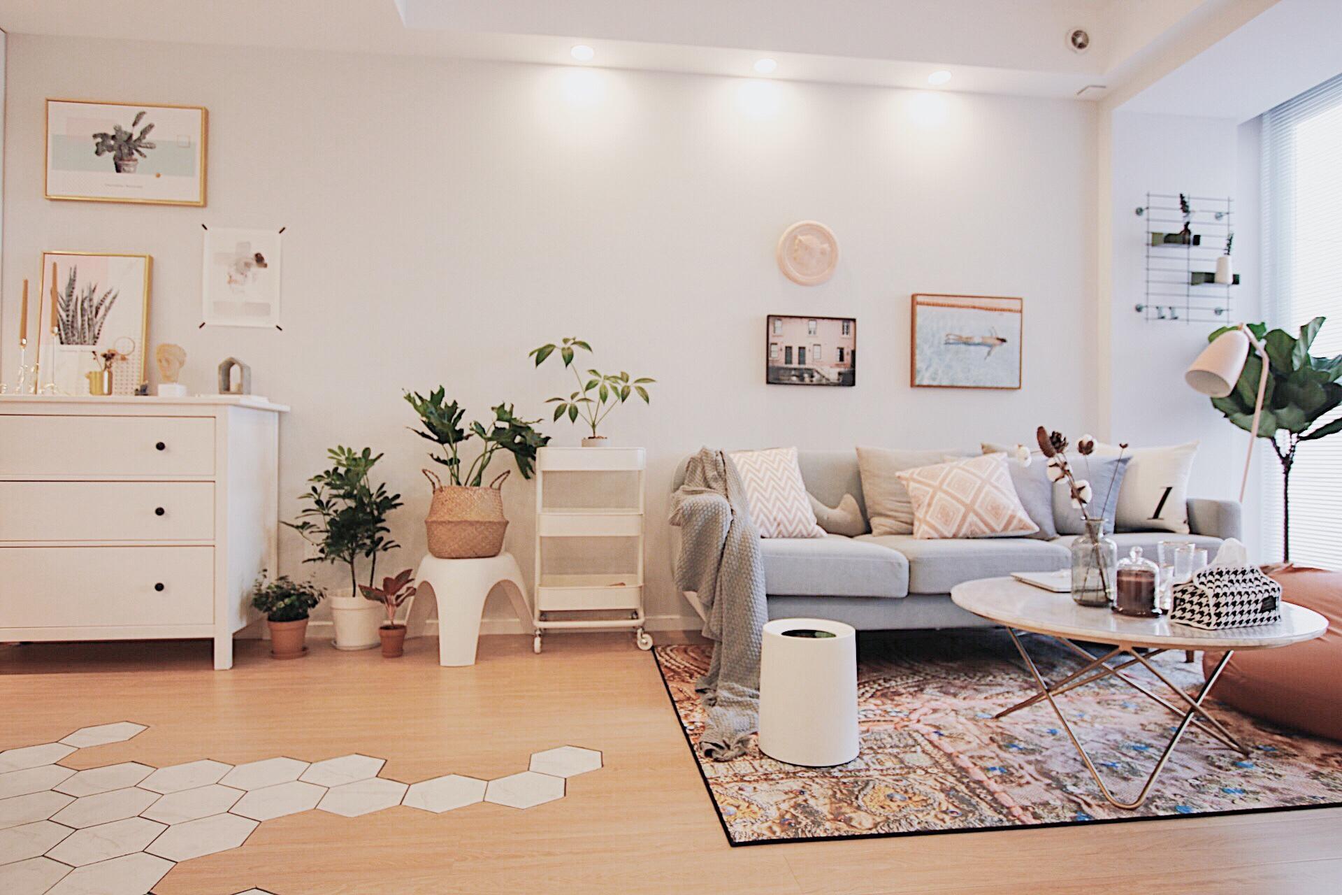 简易折叠沙发平面图
