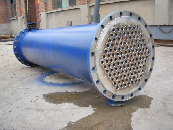 冷凝器防腐选用什么材料