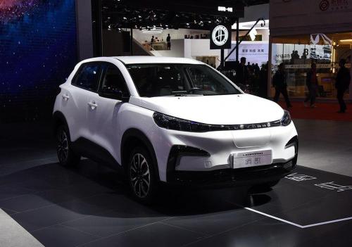 猎豹汽车挑战卖萌输出 全新纯电平台打造猎豹缤歌EV