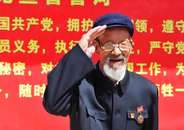 """宁夏西吉县民政局党支部开展""""党员政治生日""""主题党日活动"""