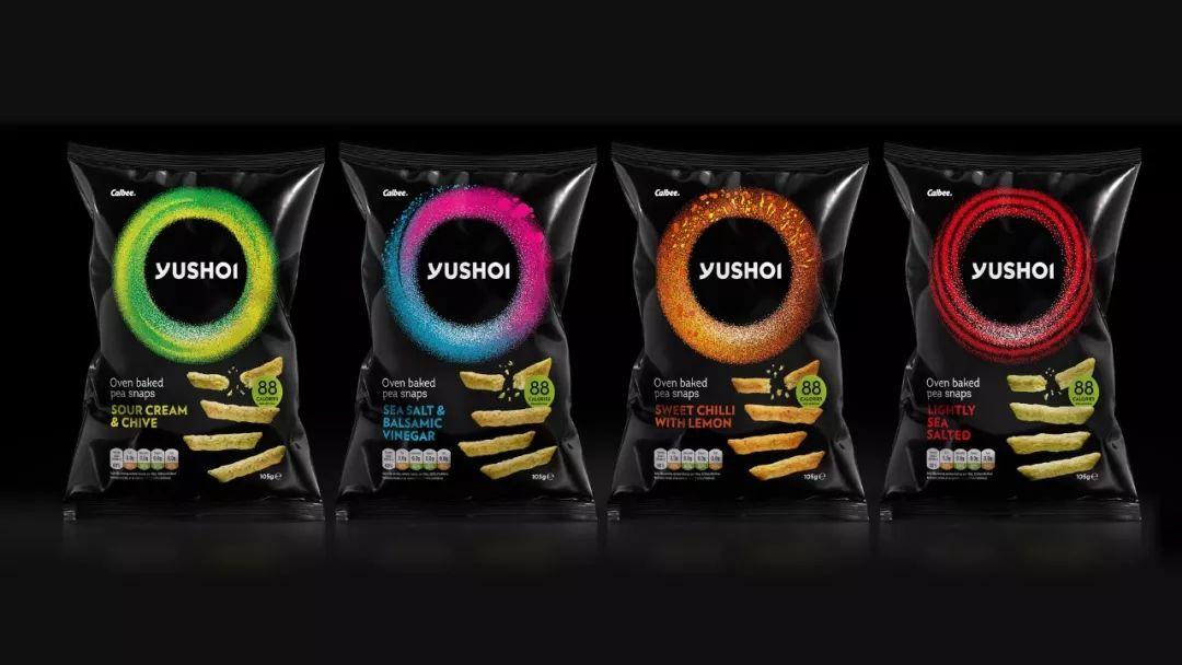 零食小吃品牌形象设计
