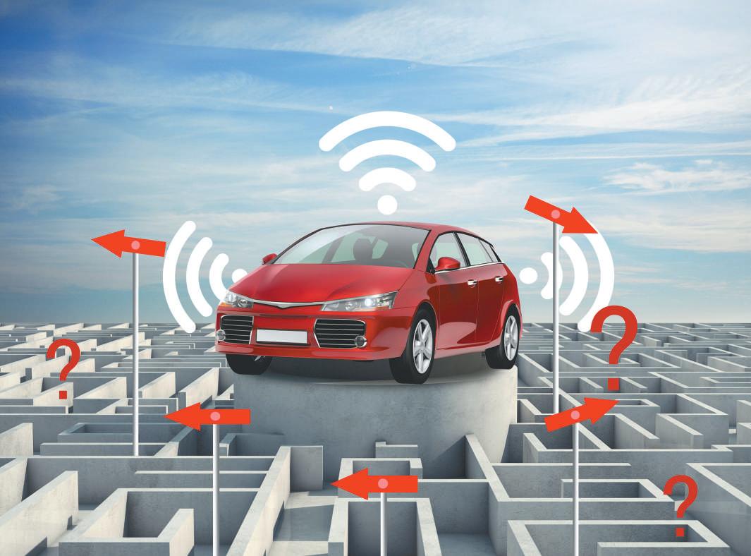 裁员倒闭后自动驾驶企业未来之路究竟在哪里呢?