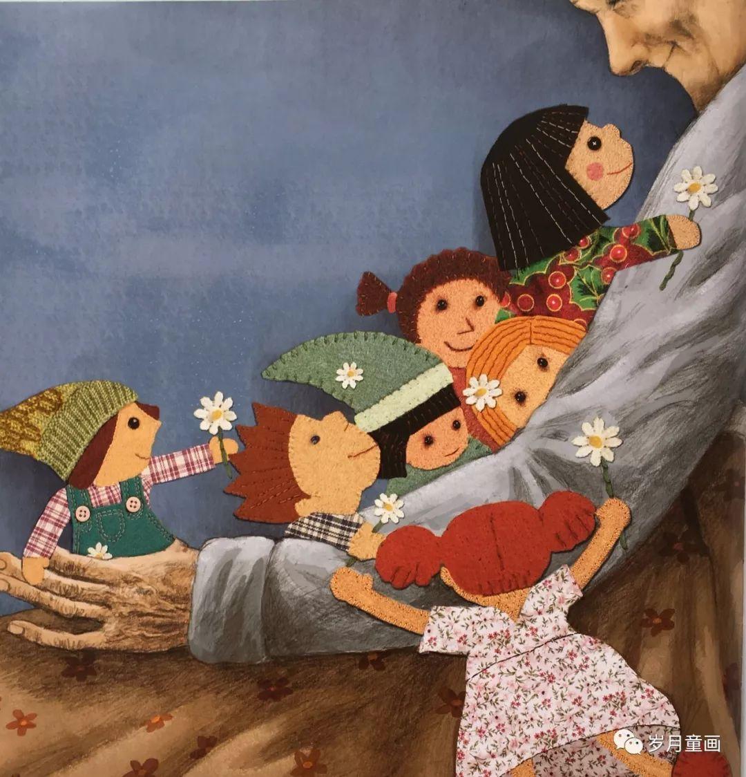 黄色淫情插菊花网站_【诺妈给娃读绘本】の《菊花娃娃》