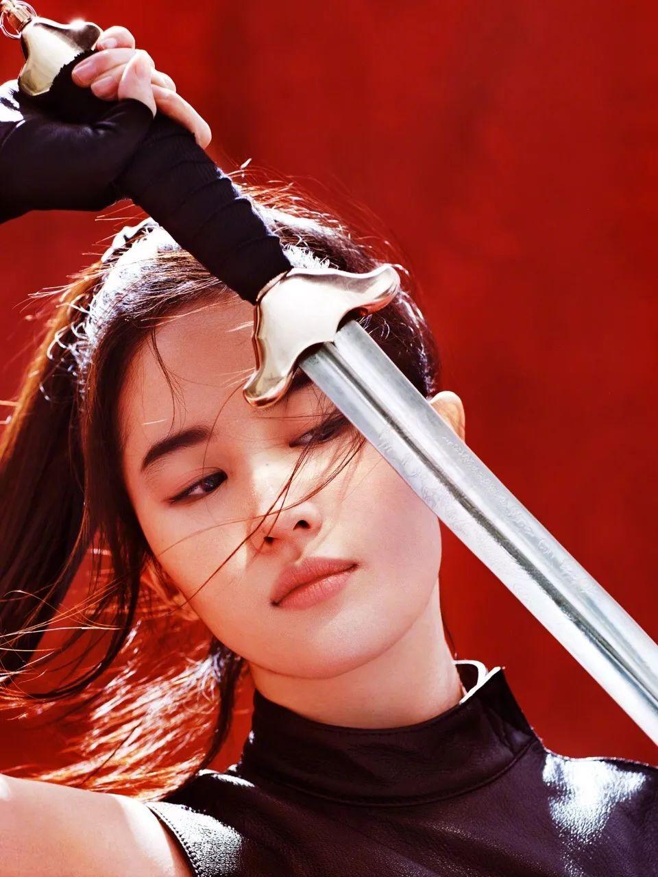 刘亦菲不是神仙姐姐了,可我却更爱她了