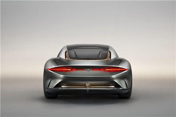 宾利品牌推出宾利EXP 100 GT概念车