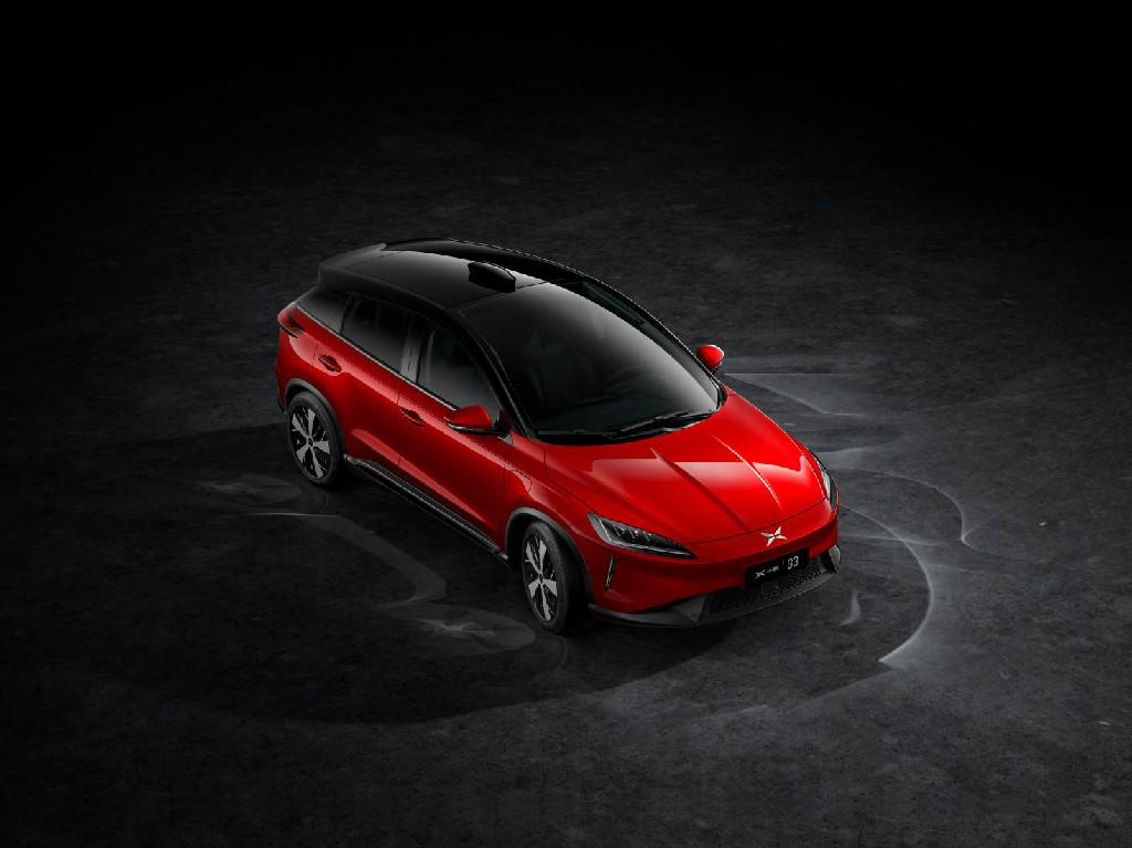 小鹏G3 2020款上市,NEDC综合续航里程520km,售价14.38-19.68万元