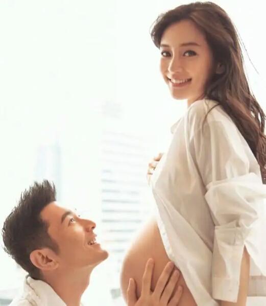 安以轩孕照幸福杨颖孕照性感,最漂亮的是名不经传的她 v118.com