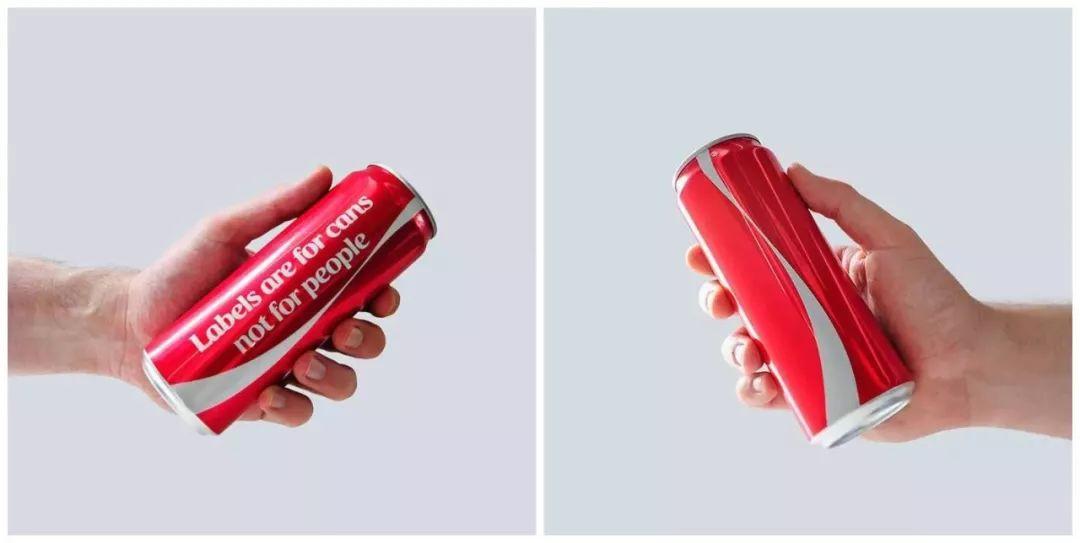 可口可乐没有了LOGO,你还能认出来吗? chunji.cn