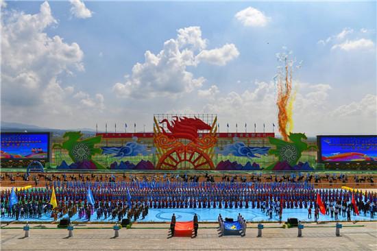 第十一届全国民族运动会马上项目明日呼和浩特开赛!郑报全媒体将全程直播