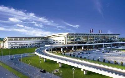 持二维码就可过安检登机对!长春龙嘉国际机场就可以