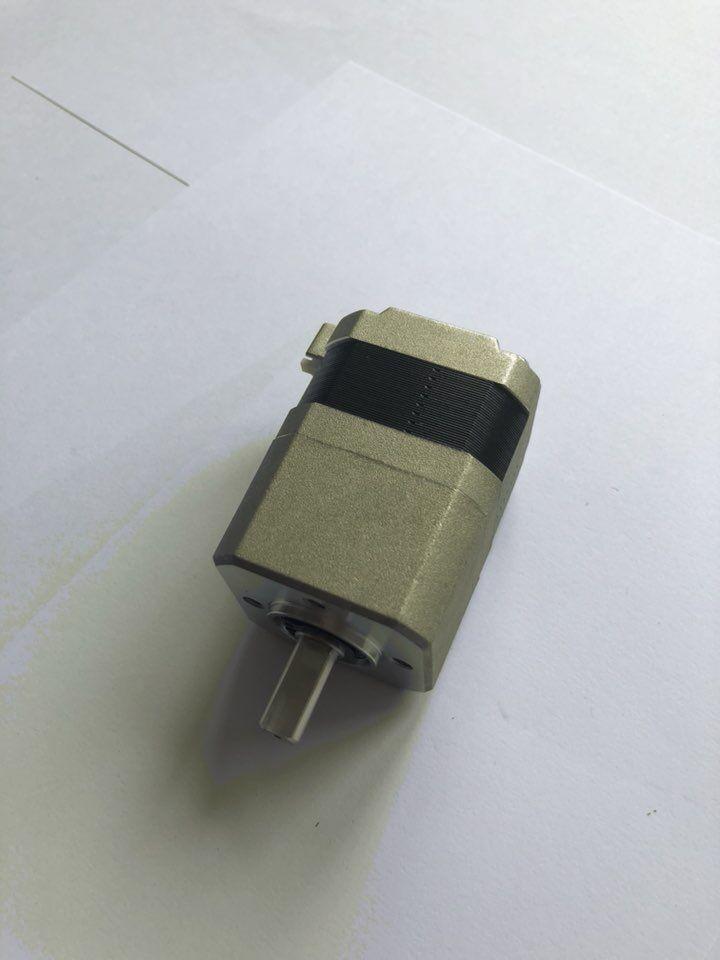 精灵无刷电机,带减速机的步进电机该怎么选型,行星减速机,偏心减速箱,蜗轮蜗杆,谐波减速_优点