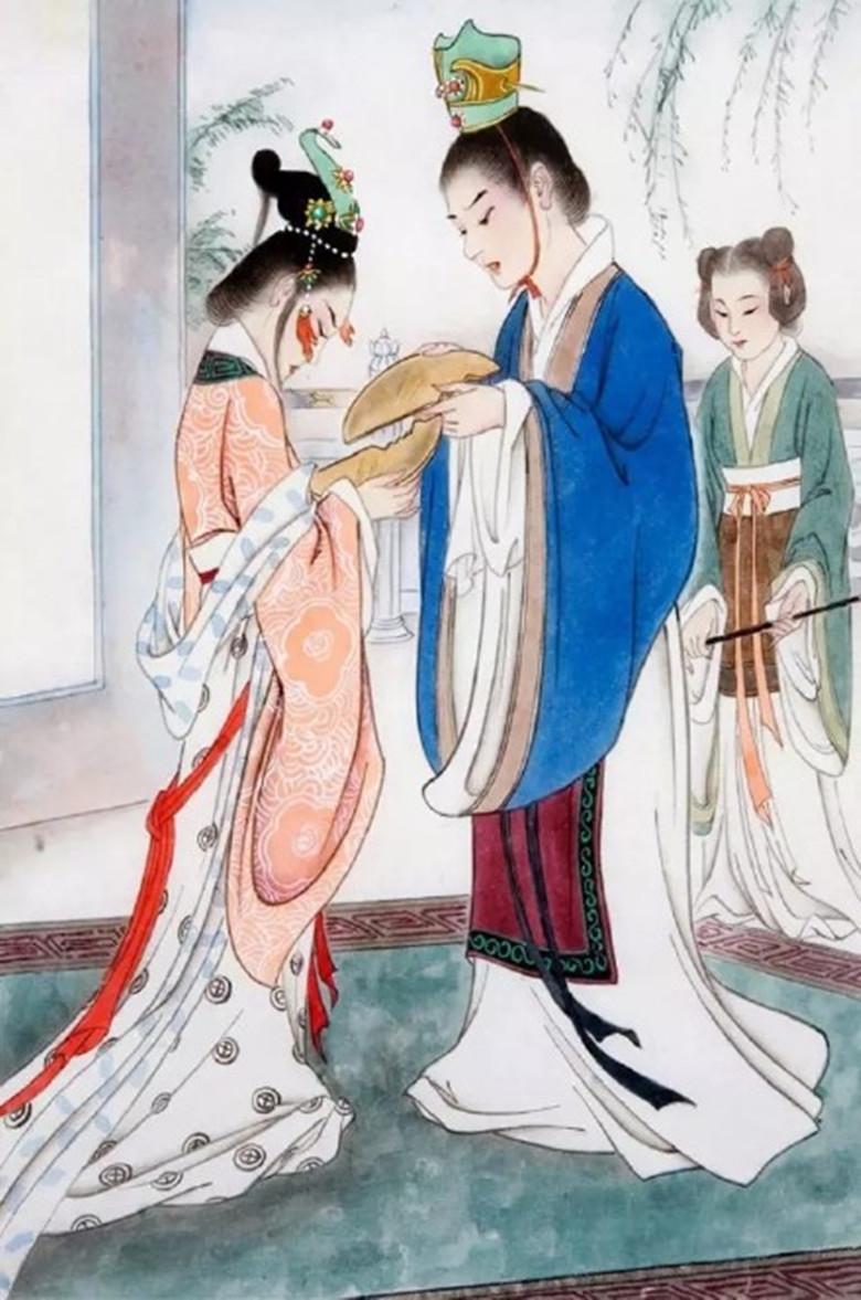 中国隋朝十大名人姓名故事