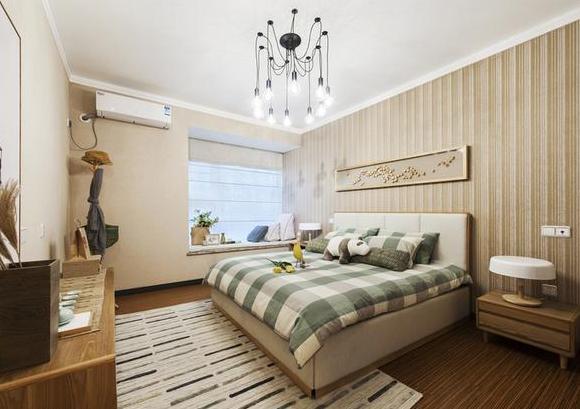 <b>卧室中装空调要注意,万一位置装错了,日子久了影响身体健康</b>