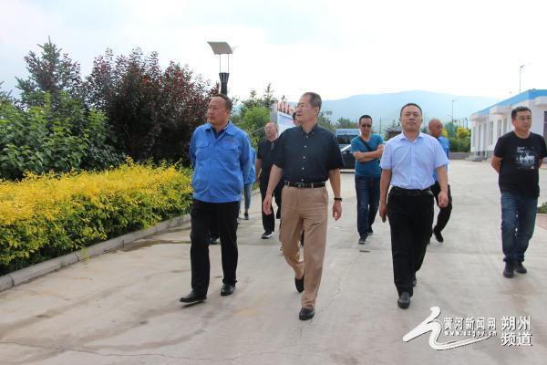 朔州:梅树旺局长赴市垃圾处理厂调研