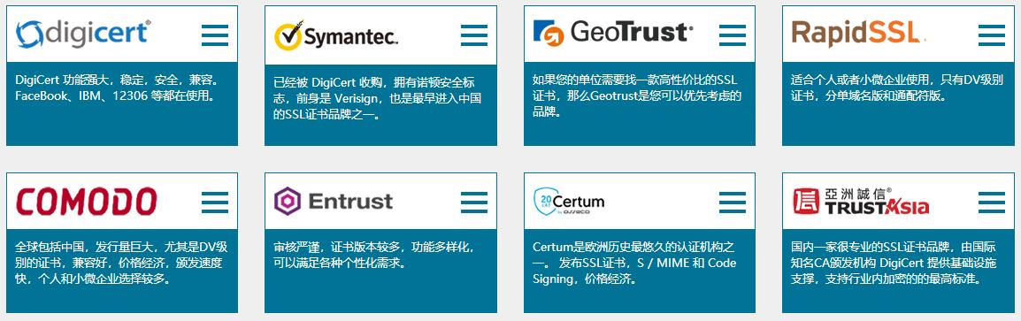 在哪里申请SSL证书比较好,环度SSL证书网提供5项保障