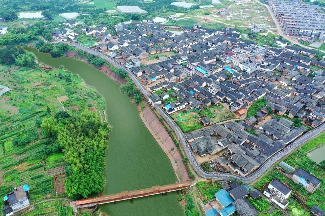 古色景点 | 明清时期赣南地区的军事要塞 —羊角水堡