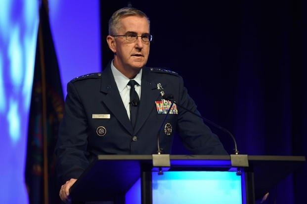 美国战略空军司令被指控涉嫌性侵,相关细节曝光