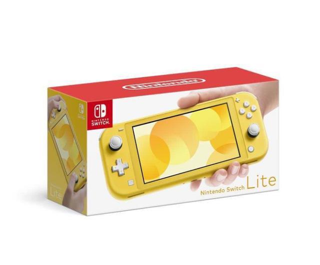 有品   任天堂Switch Lite来了!售价1200元,看完对比决定要不要买