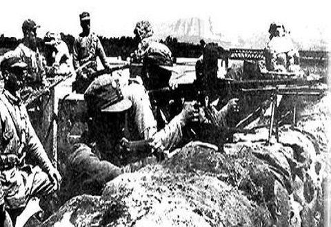 抗战时我军一个士兵能有多少子弹: 最兴奋的事就是等敌人冲锋