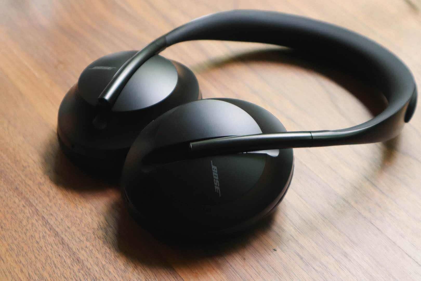 Bose 700 降噪耳机现场体验:外观更时尚,通话降噪效果明显 v118.com
