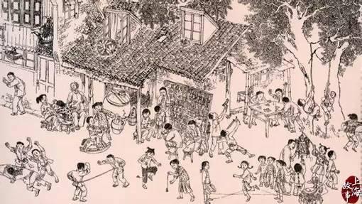 大头娃娃歌曲_上海记忆│那些年我们唱过的沪语童谣_城市