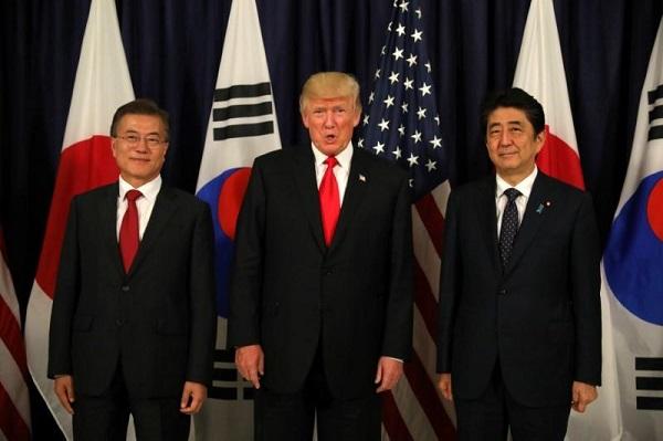 韩国向美求助解决日韩贸易争端 日本前驻美大使:不需要